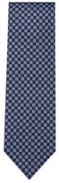 Brioni Geometric and Floral Silk Tie