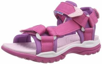 Geox J Borealis A Girls' Wedge Heels Sandals Open Toe Sandals