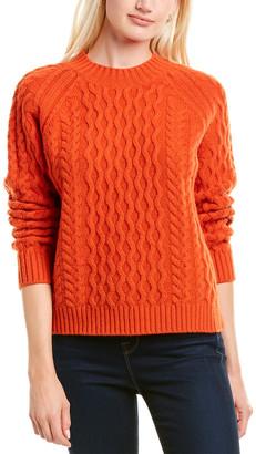 Max Mara Carpazi Wool Sweater