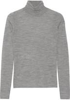 Joseph Merino Wool Turtleneck Sweater - Gray