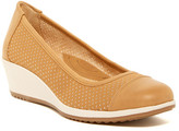Naturalizer Bartow Perforated Wedge Pump - Wide Width Available