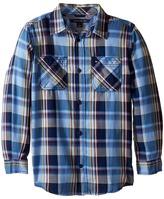 Tommy Hilfiger Kingsley Long Sleeve Shirt (Toddler/Little Kids)