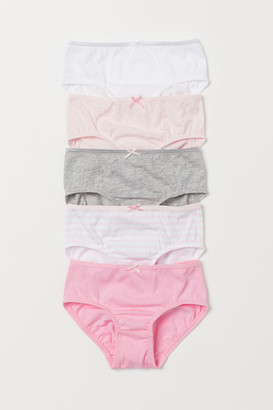 H&M 5-Pack Cotton Briefs