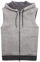 Banana Republic Quilted Hooded Vest