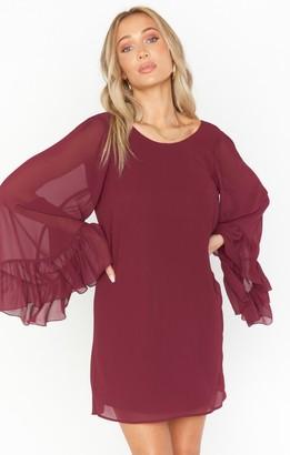 Show Me Your Mumu Matilda Mini Dress