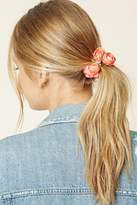 Forever 21 Floral Hair Tie
