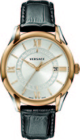 Versace Apollo Collection V10040015 Men's Stainless Steel Quartz Watch