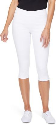 NYDJ Pull On Skinny Capri Jeans