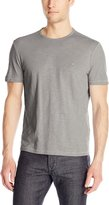 John Varvatos Men's Short Sleeve Peace Crew Neck T-Shirt