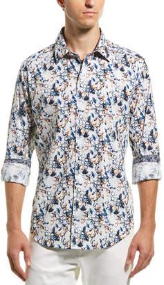 Robert Graham Abrell Classic Fit Woven Shirt