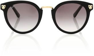 Cartier Eyewear Collection Panthere de Cartier sunglasses