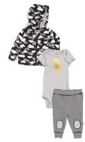 Skip Hop Infant Boy's Star Struck Bodysuit, Jacket & Pants Set