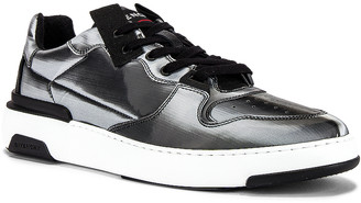 Givenchy Wing Low Top Sneaker in Grey | FWRD