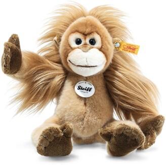 Steiff Elani Baby Orangutan Stuffed Animal