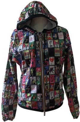 K-Way Black Jacket for Women