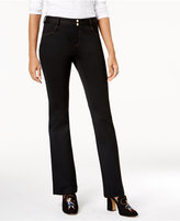 INC International Concepts Pontandeacute;-Knit Bootcut Pants, Created for Macy's