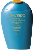 Shiseido Extra Smooth Sun Protection Lotion SPF 38