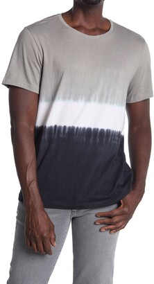 Sovereign Code Mumbo Colorblock Tie-Dye T-Shirt