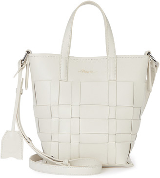 3.1 Phillip Lim Odita Mini Lattice Bucket Bag