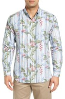 Tommy Bahama Men's Big & Tall Jungle Mist Sport Shirt