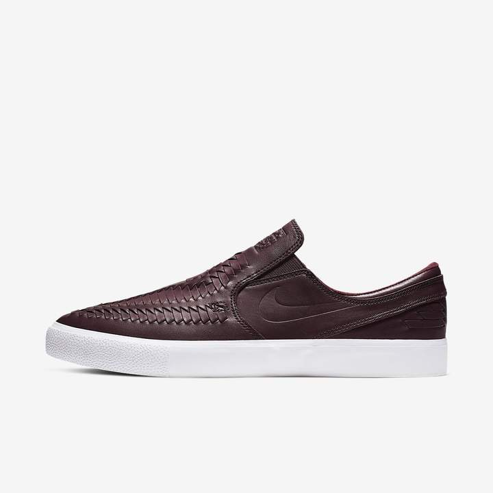 buy popular e6c23 caf63 Nike Brown Leather - ShopStyle