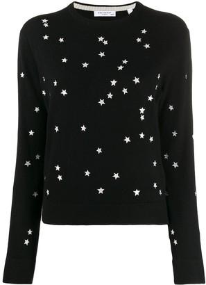 Equipment Star print sweater