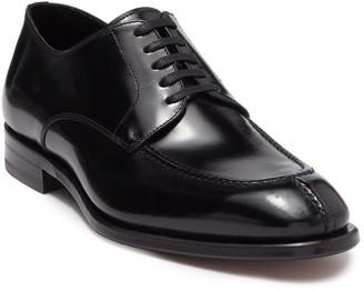 Antonio Maurizi Split Toe Leather Derby Dress Shoe