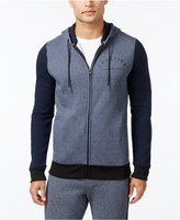 Kenneth Cole Reaction Downtime Marled Zip Hoodie