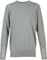 Oamc crew neck jumper - men - Cotton/Polyimide - L