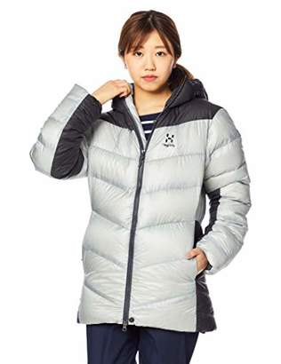 Haglöfs Magi Down Hood, Women's Feather Jacket, Womens, HA603934,S