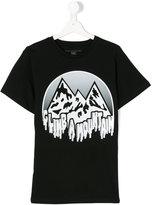 Stella McCartney mountain printed T-shirt - kids - Cotton - 14 yrs