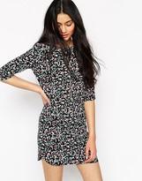Sugarhill Boutique Leopard Print Tunic