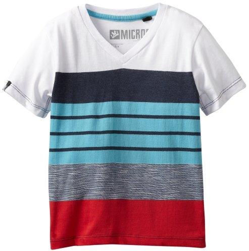 Micros Boys 2-7 Engine Kids T-Shirt