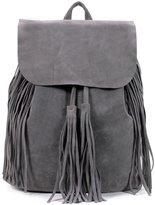 Scarleton Fashionable Amerind Style Backpack H185503CA