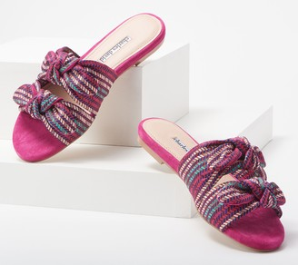Charles by Charles David Charles David Double Bow Mule Slide Sandal - Souffle