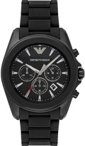 Emporio Armani AR6092 stainless-steel watch