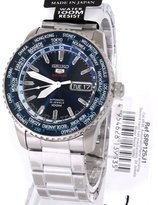 Pulsar Seiko 5 Men's Sport Automatic 24jewels Dial Stainless Steel Wr100m