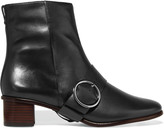 Tibi Felix leather boots