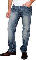 Earl Jean Men's Straight-Fit Denim Jeans