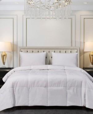 Blue Ridge Natural Feather Down Fiber Blend King Comforter
