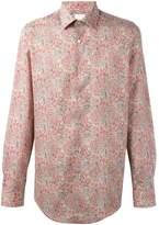 Paul Smith paisley print shirt