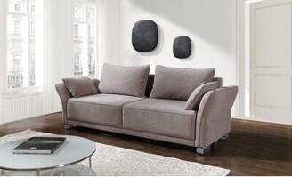 "Orren Ellis Ardziv 106"" Flared Arms Sofa Bed"