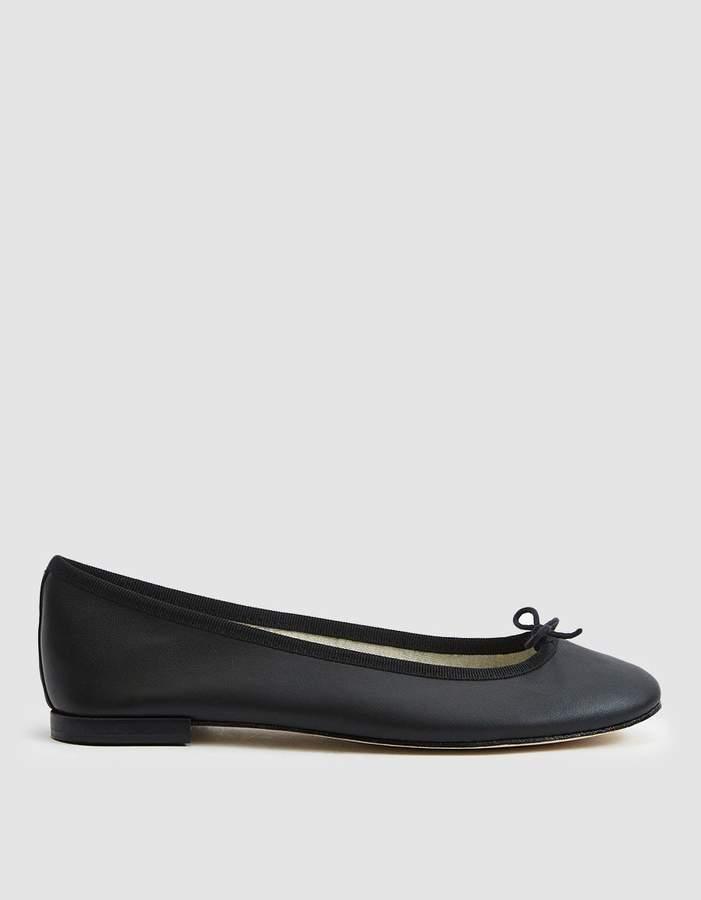 Repetto Cendrillon Ballet Flat in Black