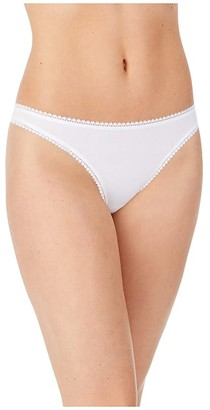 OnGossamer Cabana Cottn Tanga G2228 (Heather Grey) Women's Underwear