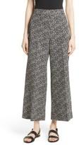 Rebecca Taylor Women's Sweet Briar Wide Leg Pants