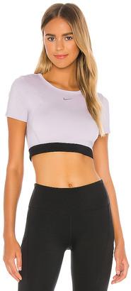 Nike NP Aeroadapt Crop Top