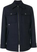 Lanvin flap pocket jacket