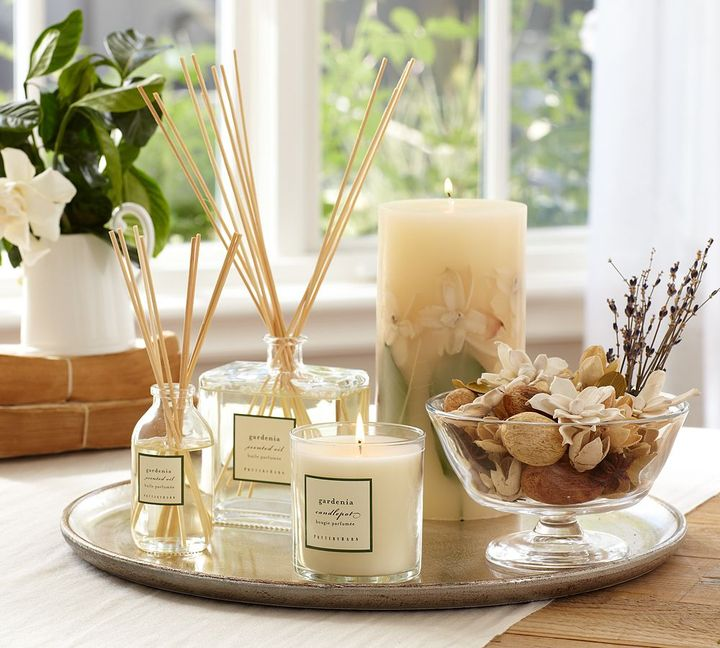 Gardenia Homescent Collection