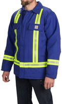 Carhartt Flame-Resistant Duck Traditional Coat - Insulated (For Big and Tall Men)