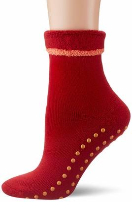 Esprit Women Cosy Homepads 2 Slipper Socks - Virgin Wool/Cotton Blend